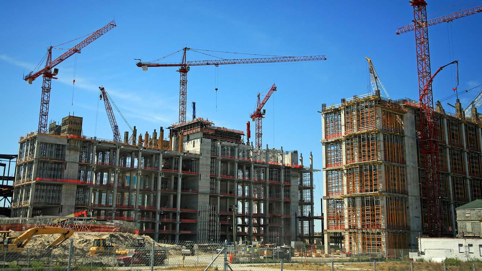 Commercial Construction - KT Maintenance Company