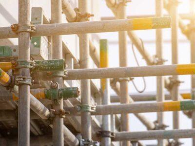 Scaffolding and Insulation - KT Maintenance Company